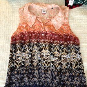 Cabi dress top